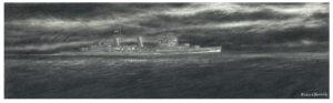 HMS Edinburgh: Engage The Enemy