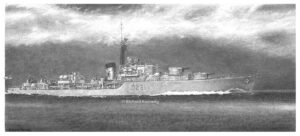HMS Vigo: Lightening Force