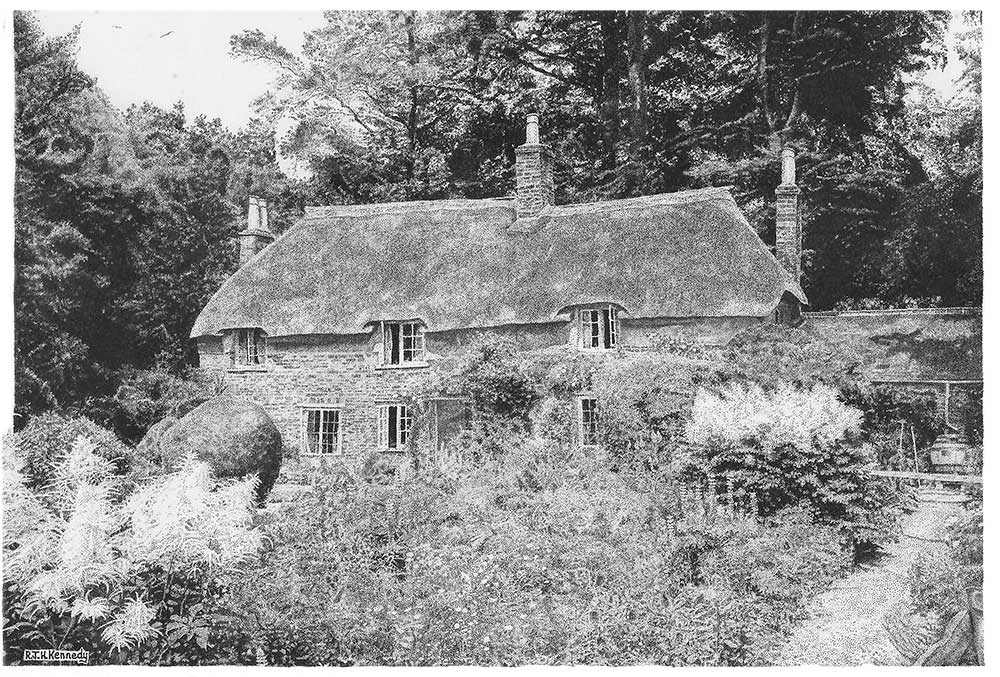Thomas Hardy's Cottage, Dorset