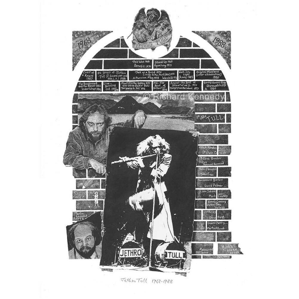 Jethro Tull: 20th Anniversary