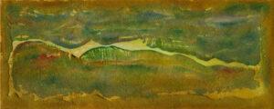Devon creek: Richard Kennedy Abstract Painting