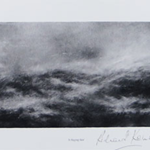 A Raging Sea - Royal Navy Gallery
