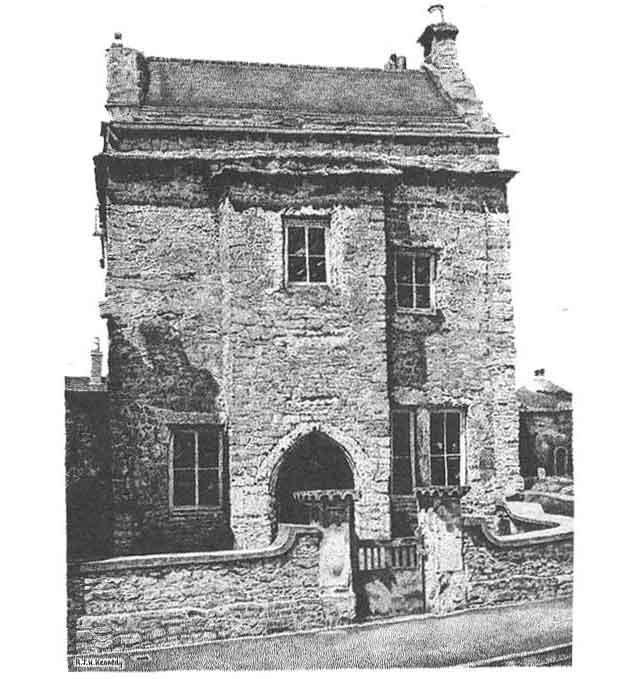 The Chantry, Bridport, Dorset