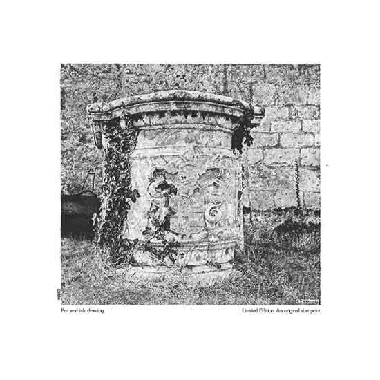 West-Dorset-Ancestory - Netherbury Churchyard